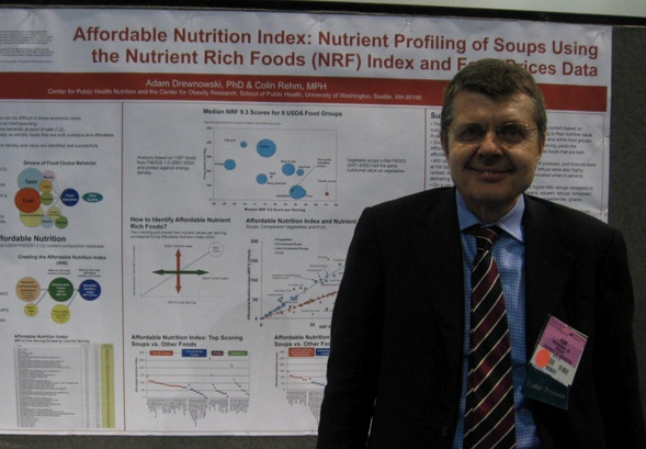 Affordable Nutrition Index Introduced at Dietitians' Conference