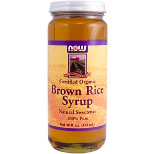 Arsenic in Brown Rice Syrup?