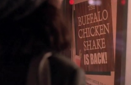 Buffalo Chicken Milkshake?