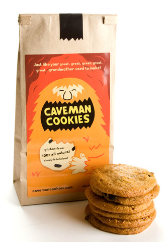 Caveman Cookies? Paleo Hits the Snack Aisle