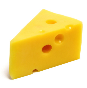 If Milk is White, Why is Cheese Yellow?