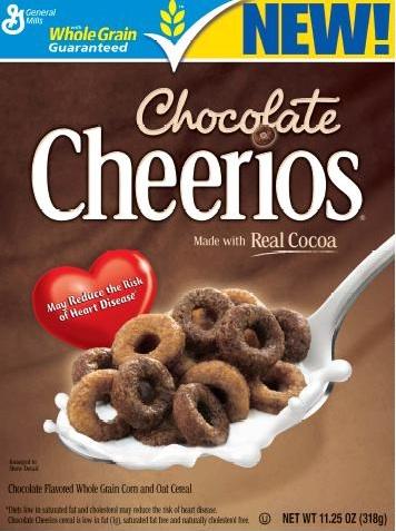 Chocolate Cheerios, Corporate Growth