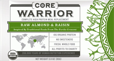 Choosing an Energy Bar: Are you a Warrior or a Defender?