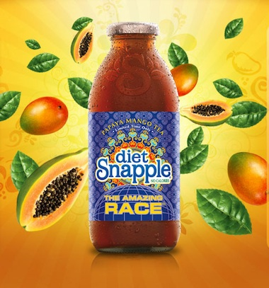 Snapple's Amazing Race to Make More Money