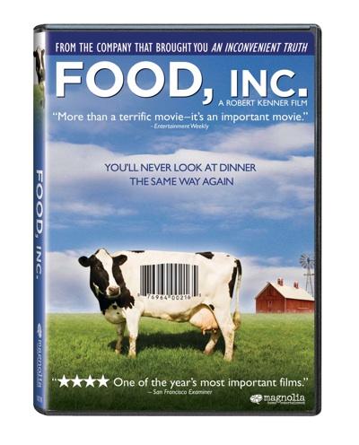 Food Inc. – On DVD Today