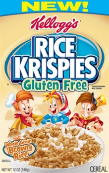 Gluten Free Rice Krispies [Inside the Label]
