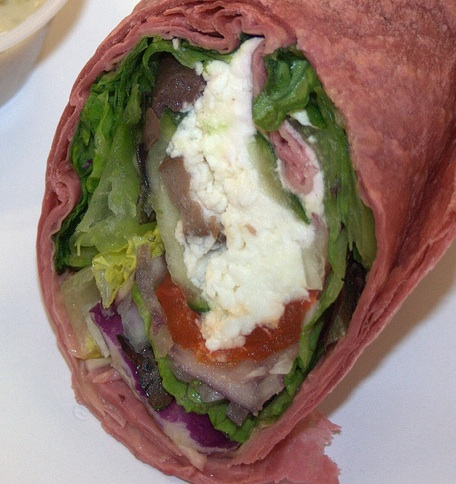 "Jamba Juice's ""Healthy"" Wraps"