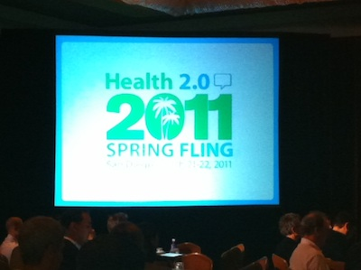 Health 2.0 Starts with Food
