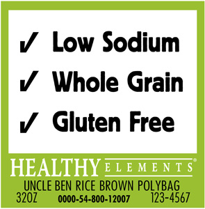 """Healthy Elements"" – Yet Another Nutrition Label to Confuse Shoppers"