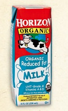 Boxed Milk, Safe as Refrigerated?
