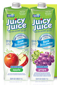 Inside the Label: Juicy Juice Brain Development [Marketing BS]
