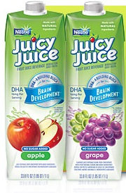 "Nestlé ""Juicy Juice"" Slammed By FDA for Misleading Consumers [Inside the Label]"
