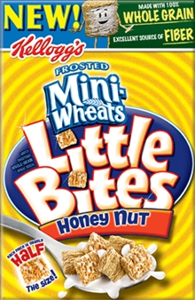 Kellogg's Free Advice for Back to School Moms Sponsored by Frosted Mini Wheats [Inside the Label]