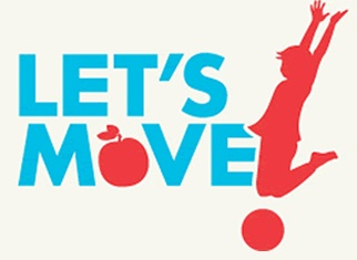 """Today Michelle Obama Launches """"Let's Move"""" Childhood Obesity Eradication Campaign"""
