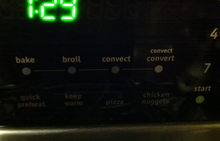 "Does Your Microwave Have a ""Heat Junk Food"" Button?"