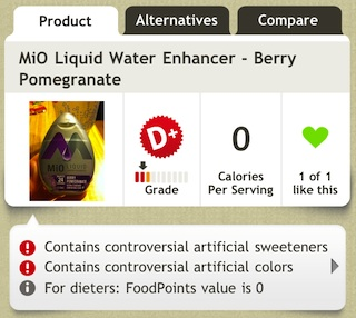 Crush Orange Liquid Water Enhancer, 4 Count