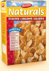 Mom's Best Toasted Cinnamon Squares – A good breakfast choice?