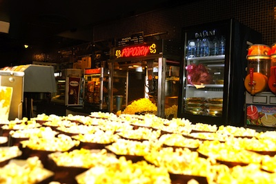 Why are Movie Theaters Exempt from National Calorie Labeling Law?
