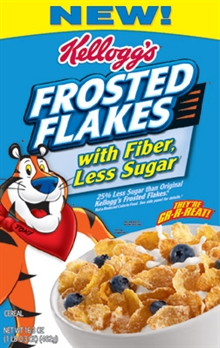 Frosted Flakes. Take 2. Healthy?