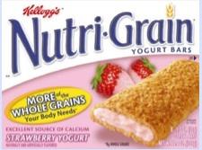 Kellogg's Nutri-Grain Bars – Misleading? [Inside the label]