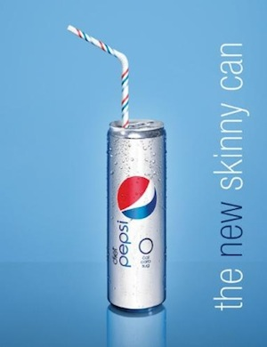 Will the Skinny Pepsi make YOU Skinny?