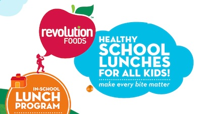 Revolution Foods – Healthy school lunch is not impossible!