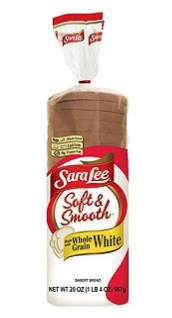 Inside the Label: Sara Lee Soft and Smooth Whole Grain White Bread