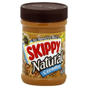 Peanut Butter is Back! But Why the Added Sugar? [Skippy Natural Peanut Butter]