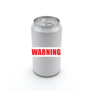 Coming Soon? Warning Labels on Soda Pop