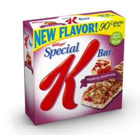 The NEW Special K Cereal Bars [Nutrition Impostors]