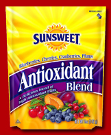 Inside the Label – Sunsweet Antioxidant Blend [Dried Fruit]