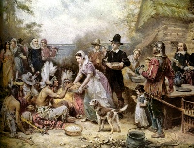 Thanksgiving – A Locavore Tradition for Over 300 Years