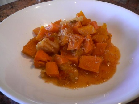 Holiday Recipe: Tropical Sweet Potatoes and Butternut Squash