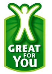 Wal-Mart's Great For You Nutrition Seal