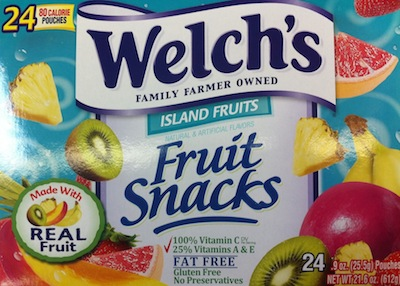 Why Do Fruit Snacks Use Artificial Colors?