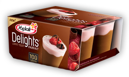 Yoplait Delights Parfait – Trick or Treat? [Inside the Label]