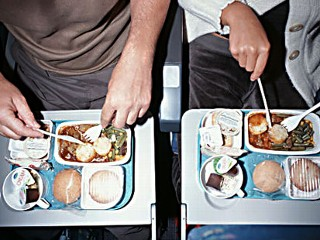 Airplane Food Gets Even More Revolting