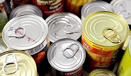 BPA (Toxin) Found in 92% of Canned Food