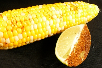 Sweet Corn is a Stellar Snack