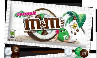 Where's the Coconut in Coconut M&M's?