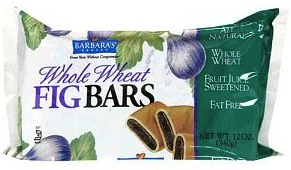 Fat-Free Fig Bars – A Healthy Snack Choice?