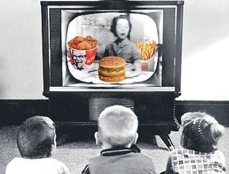 Junk Food Commercials Influence Young Kids, Parents Can Mitigate the Effect