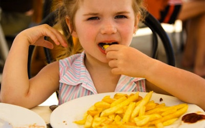 10% of Pre-Schoolers Are Obese! Here's What to Do with your Toddler