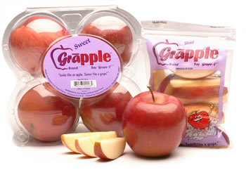 """Grapples"" – Apples that Taste Like Grapes"