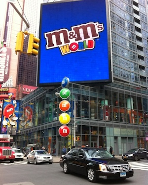 m ms world new york