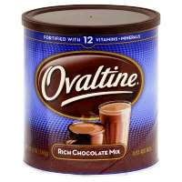 Why Does Ovaltine Have Artifical Yellow, Red & Blue Colorings? [Inside the Label]