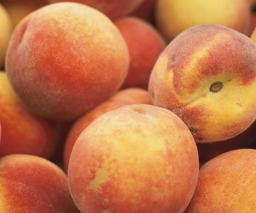 Life's a Peach…Full of Pesticides
