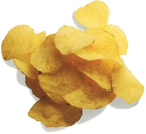 Why Potato Chips Aren't Always The Worst Option