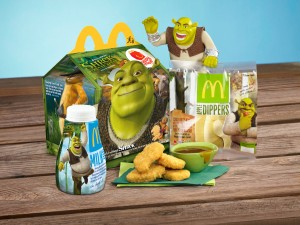 McDonald's Happy Meal – Like  Candy from a Dirty Old Man?