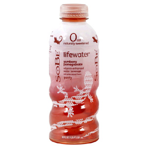SoBe lifewater 0 Calories
